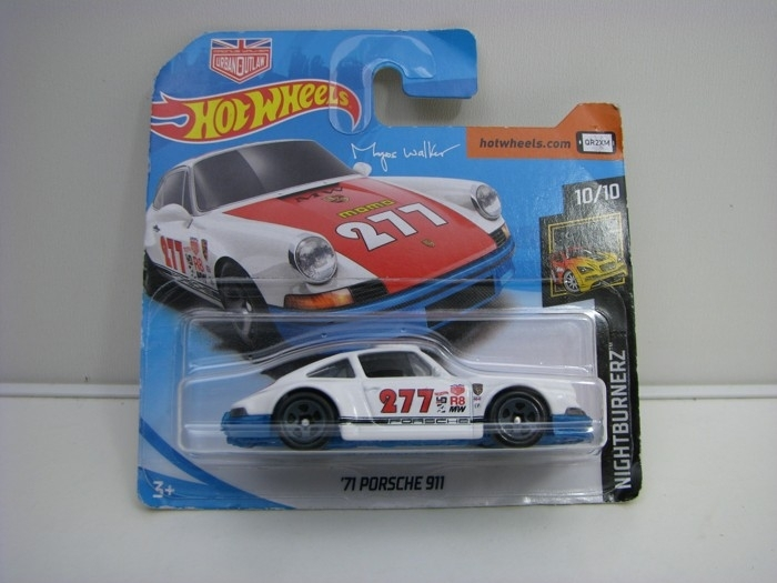 Porsche 911 No.277 Hot Wheels Nightburnez-2018